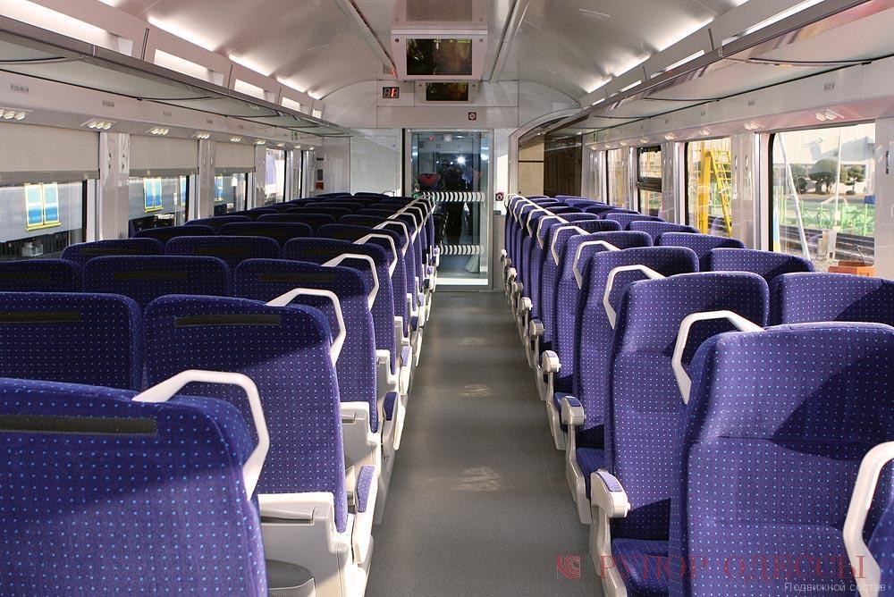 фото меню в поезд